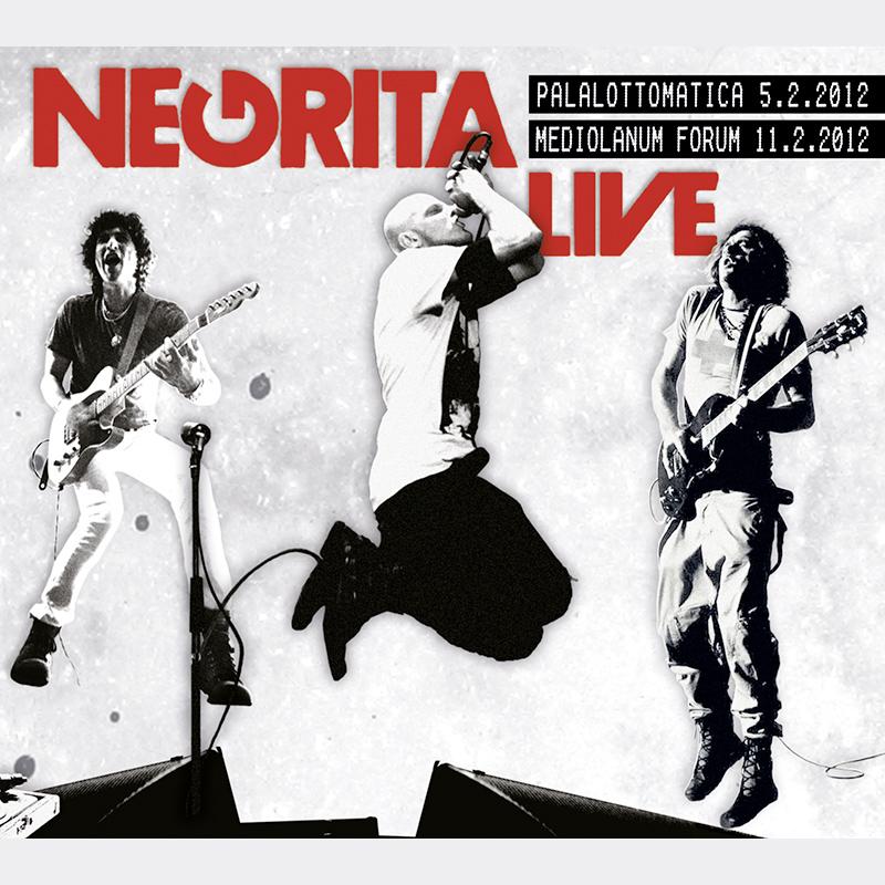 Negrita Live (2012)