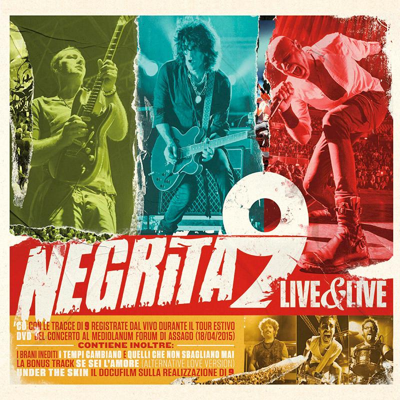 9 Live&Live (2016)